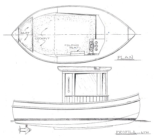 New Tugboat Design - Boatbuilders Site on Glen-L.com