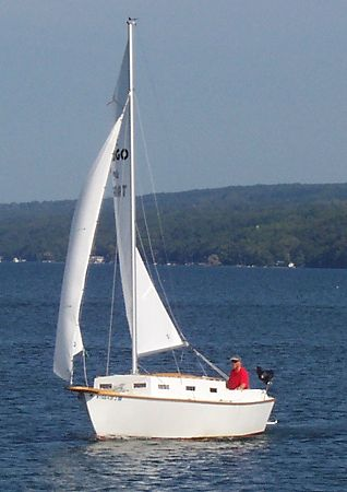 Tango Sloop Sailboat plans