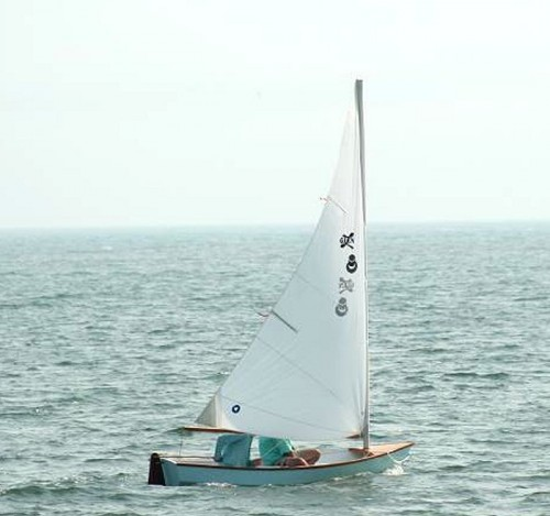 Car Topper Sailboat