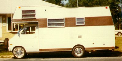 Motorhome plans: Wildwood design 2 Pictures And Plans
