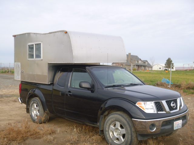 how to build a winterized camper
