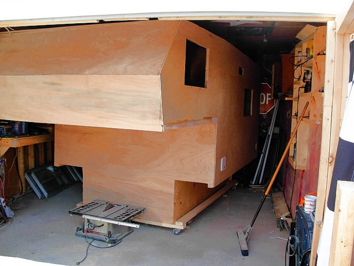 Build your own acapulco camper rvpic20a for How to build a motorhome plans