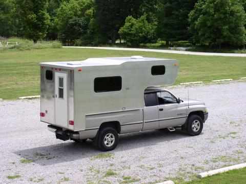 More Free Homemade Truck Camper Plans Sharewood