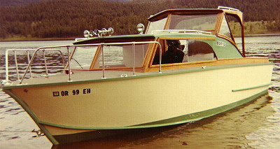 trailerable express cruiser boat plans