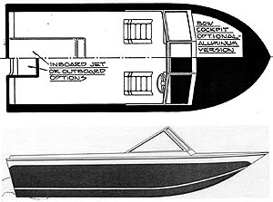 Aluminum Sled Boat Plans