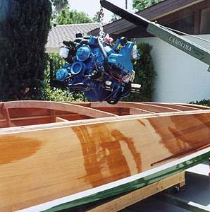 Building classic mahogany runabouts for Building classic small craft