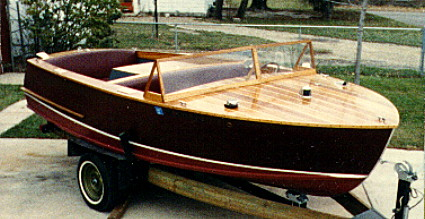 inboard plywood boat plans