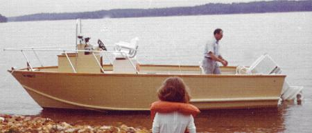 Sport craft boat plans plywood for Plywood fishing boat plans