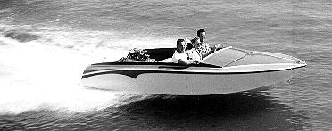 inboard plywood speed boat plans