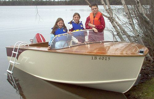BOAT DESIGNS & PLANS angstrom xx hp outboard plywood outboard boat ...