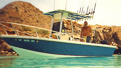 Center Console Fishing Boat Plans