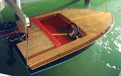 How to build a boat and get it registered [Archive] - Woodwork Forums