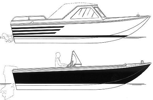build your own speedboat