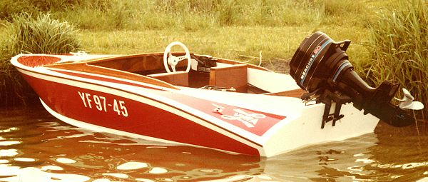 13' Tuffy - runabout-boatdesign