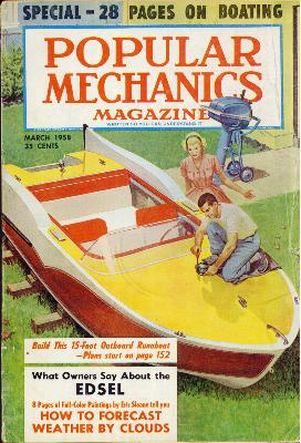 Popular Mechanics - Boatbuilders Site on Glen-L.com