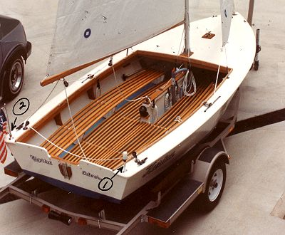What would be a good sailboat to build for a first timer?