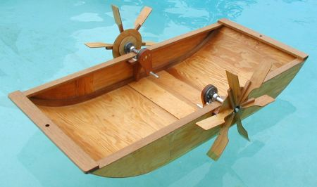 Paddle boats for kids