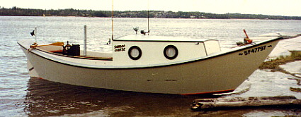 St Pierre dory