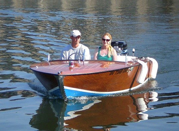 Boat plans, boat kits, home-made boats