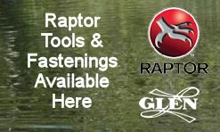 Raptor Composite Fastenings