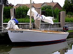 Glen-L 14 sailboat