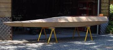 Scull boat for duck hunting pic534a