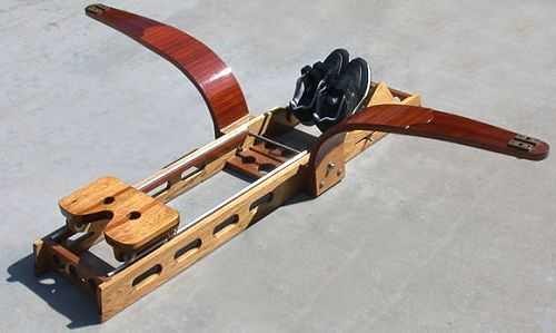 Re: Sliding seat rower query