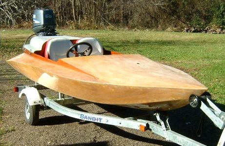 Woodworking Project Tnt Mini Speed Boat Pic568a