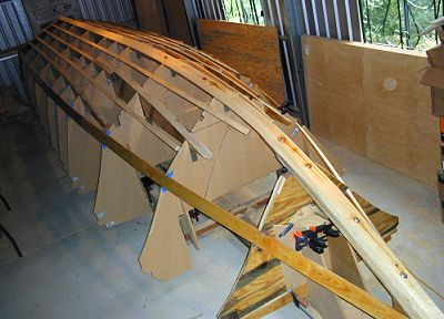 Woodworking project: Bandido boat plans pic571a