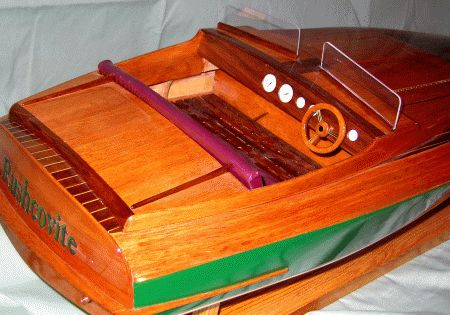 Woodworking project: Gentry gentleman's runabout model pic584a