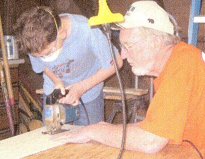 Woodworking project: Boat model plans pic585b