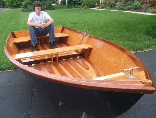 How to build a rowboat, aluminum boat plans and kits
