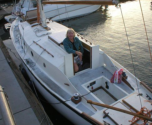 James Cook sailboat you can build pic676a