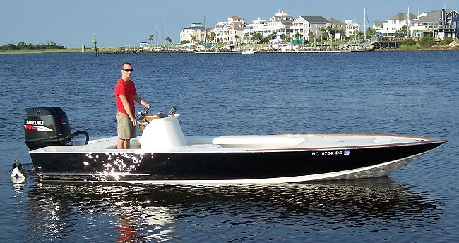Sea lovers gator boat plans big mamma for Flats fishing boats