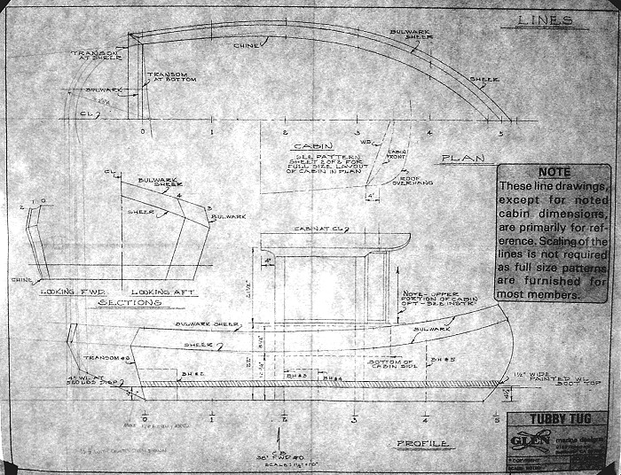 Plywood-Tugboat-Plans submited images.
