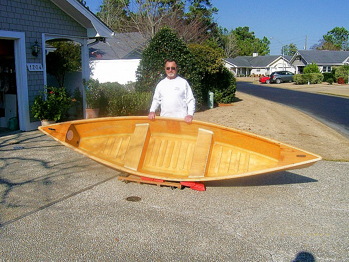 Plywood Pirogue Plans http://www.glen-l.com/picboards/picboard17 ...