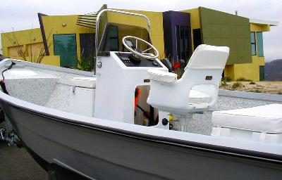 Center Console Boat Plans Skiff