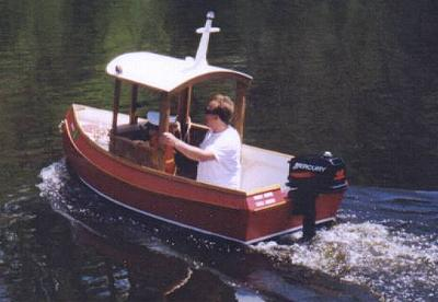 "Attached are photos of the Tubby Tug, ""Puddle Jumper"" on theSilver ..."