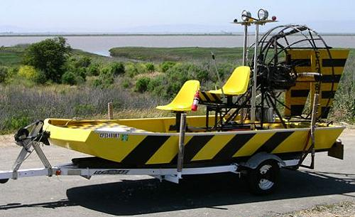 Air boat plans 330g