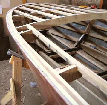 Plywood Sailboat Building Plans
