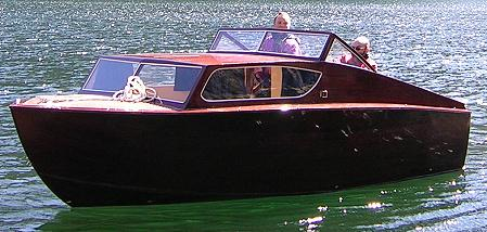 Get classic cabin cruiser plans jamson for Boat cabin plans