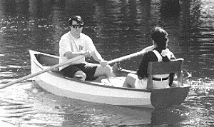 rowing for fun
