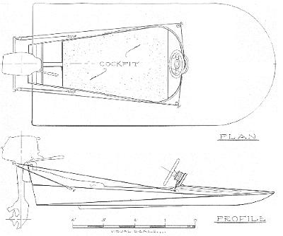 WebLetter 19 - Minimax boat plans for plywood construction