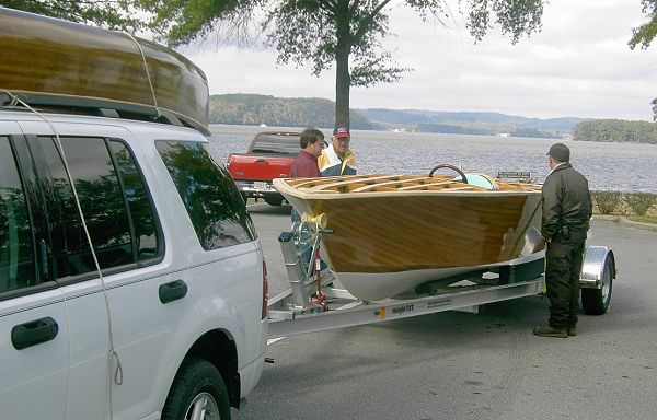 Secret wooden boat plans 2016 smallboat for Streeter builders